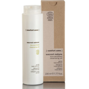 sacred nature cleansing oil 230 ml