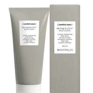 tranquillity body lotion box 200 ml