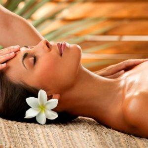 Massage crânien Indian Head